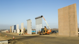 Trump Still Says Mexico Will Pay For The Border Wall. Is That True?