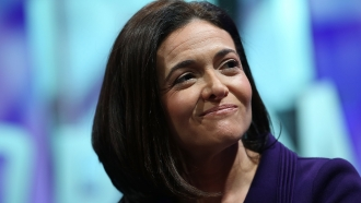 Facebook COO Sheryl Sandberg Addresses The Company's Recent Downfalls