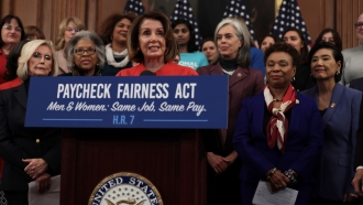 House Democrats Reintroduce New Legislation On Equal Pay