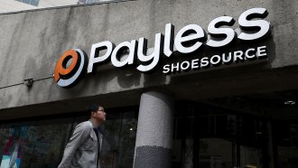 Payless storefront