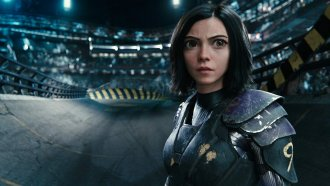 "Alita from ""Alita: Battle Angel"""
