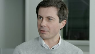 South Bend Mayor Buttigieg Says He'll Stick Out In Crowded 2020 Field