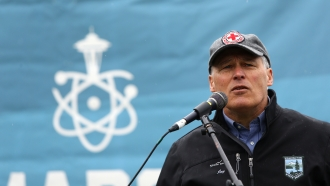 Washington State Gov. Jay Inslee Launches 2020 Presidential Bid