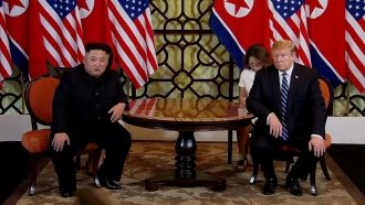North Korea Says It May Suspend Nuclear Talks With U.S.