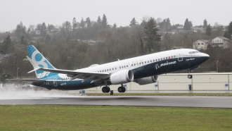 Boeing's 737 MAX 8