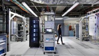 IBM's Quantum Computer
