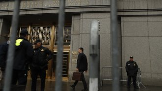 New York Federal Courthouse