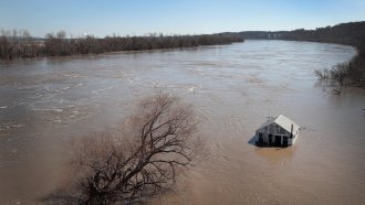 NOAA Warns Spring Flood Season Could Be 'Unprecedented'