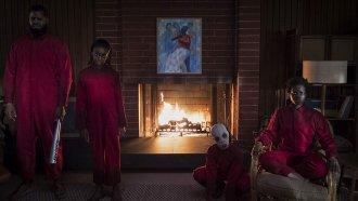 Family from Jordan Peele's 'Us'