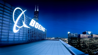 Boeing corporate offices