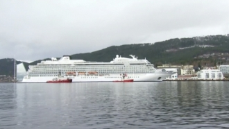 Viking Sky ship