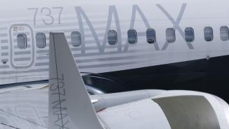 Boeing 737 MAX 8 aircraft