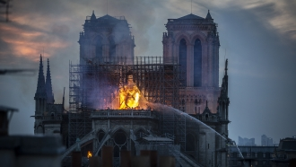 Donations Pour In To Help Rebuild Notre Dame Cathedral