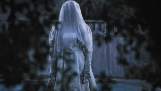 """The Curse of La Llorona"" movie"