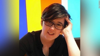Journalist Lyra McKee
