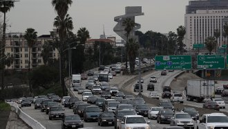 Los Angeles Wants To Reach Zero Vehicle Emissions By 2050
