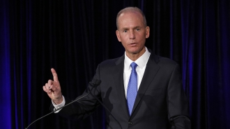 Boeing CEO Says He Intends To Stay On, Suggests Pilot Error In Crashes