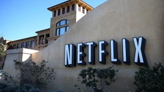 Netflix's headquarters in California