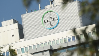 Bayer building