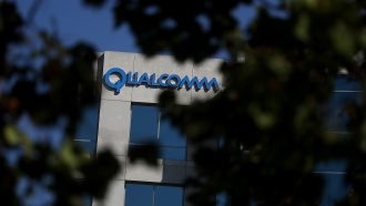 A Qualcomm office in California