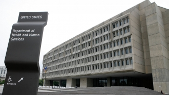 Department of Health and Human Services exterior