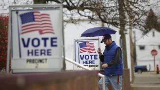 Voting center