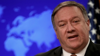 Pompeo Calls Out China On Anniversary Of Tiananmen Square Massacre