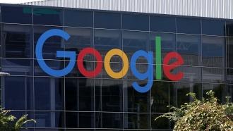 Google headquarters exterior