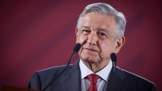 Mexico President Andrés Manuel López Obrador