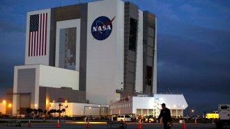 NASA facility