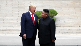 Trump Says North Korea Has Agreed To Restart Denuclearization Talks
