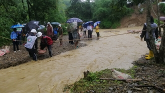 Flooding in South Asia