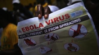 Ebola virus flyer