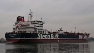 British tanker Stena Impero