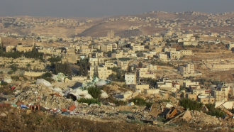 Settlement in West Bank