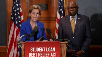 Elizabeth Warren Introduces Bill To Cancel Most Student Loan Debt