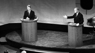 History Shows The Debate Stage Can Make Or Break A Campaign