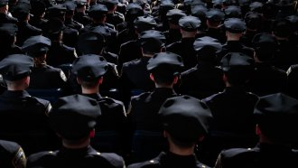 A Growing Number Of Police Departments Are Outsourcing Their Policies