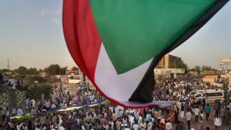 Sudan's flag