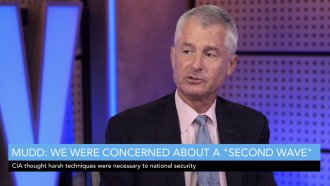 Philip Mudd in interview with Newsy.