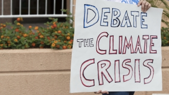 How Did Climate Change Become Such An Issue For 2020?