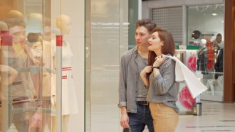 Millennial consumers are a big part of the clothing rental market