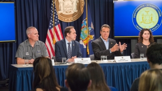 Gov. Andrew Cuomo announces ban on flavored e-cigarettes