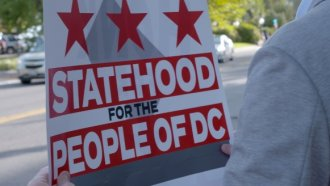 A hearing regarding D.C. statehood took place on Capitol Hill Thursday.