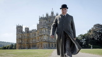 """Dowton Abbey"" feature film"