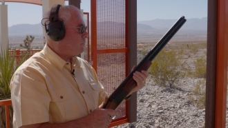 Nevada Firearms Coalition President Don Turner
