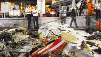Indonesia's Final Report On Lion Air Crash Blames Multiple Factors