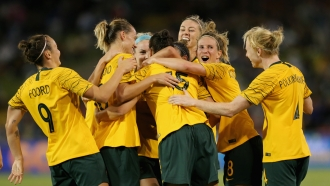 Australia's national women's soccer team