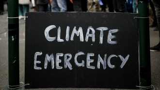 Does Calling It A 'Climate Emergency' Help?