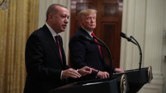 President Trump and President Erdogan